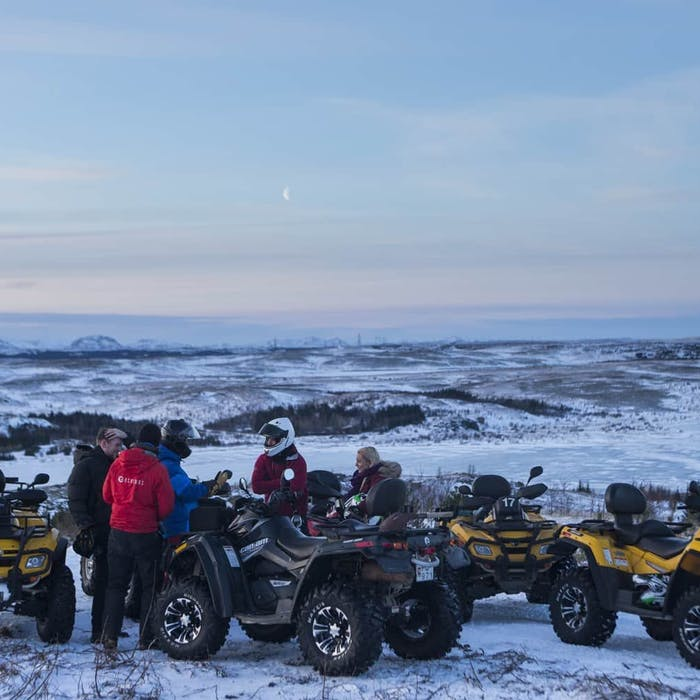 ATV and Northern Lights