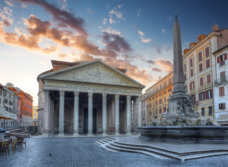 top-five-bucket-list-experiences-in rome-pantheon-daytrip4u
