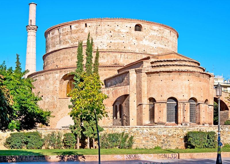 best-historical-monuments-in-thessaloniki-Rotunda-DayTrip4U