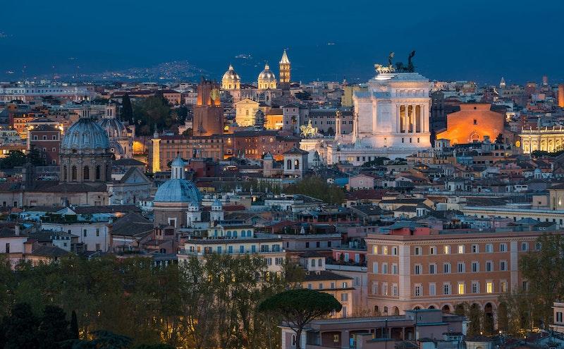 top-five-sunset-spots-in-rome-terrazza-del-gianicolo-daytrip4u